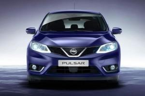 Nissan представил свою модель гольф-класса в Европе – хэтчбек Pulsar