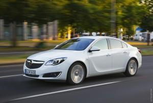 Благодаря рестайлингу Opel Insignia вернул лидирующие позиции