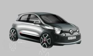 Renault планирует выпустить еще один электрокар – Twingo EV