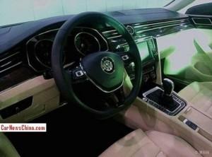 Фотошпионы «словили» новый Volkswagen Passat без камуфляжа