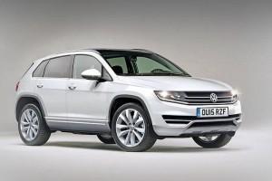 Приближается премьера нового поколения Volkswagen Tiguan