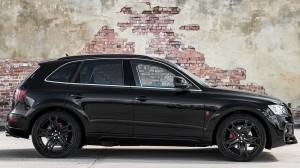 Тюнинг Audi Q5 Wide Track от британского ателье A.Kahn Design