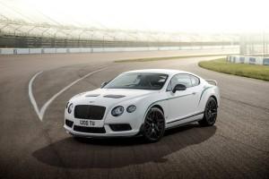 Раскрыта информация по трековому Bentley Continental GT3-R