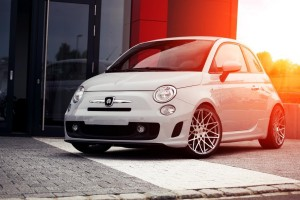 Тюнинг Fiat 500 Abarth от Pogea Racing