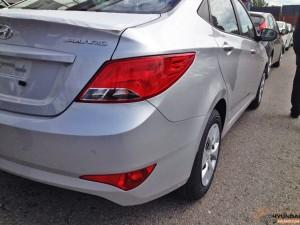 Обновленная Hyundai Solaris уже «засветилась» на фото