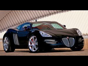 Уникальный Jaguar BlackJag можно купить за 2,8 млн. евро