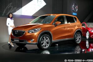 Субкомпакт Mazda1 отменен, но готовится к выпуску CX-3