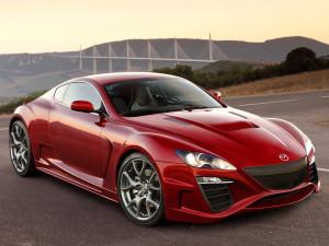 Новый спорткар Mazda с роторным мотором  выйдет в 2017 году