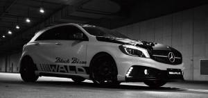 Mercedes-Benz A-Class Black Bison – тюнинг от Wald International