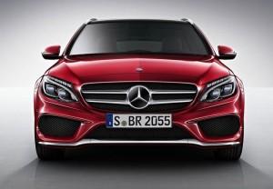 Спортивный пакет AMG Line уже доступен для универсала Mercedes-Benz C-Class Estate