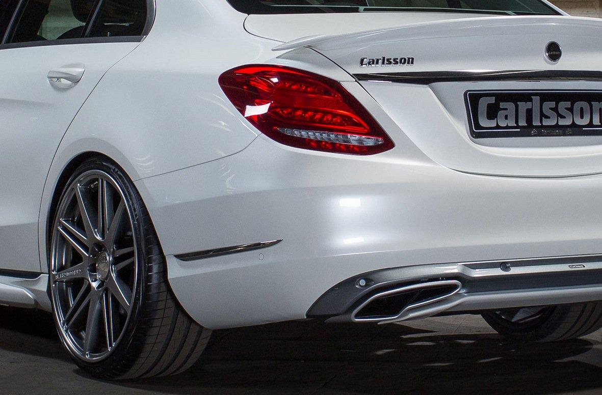 Mercedes c 2014 новые фото