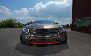 Тюнинг Mercedes-Benz CLS 350 CDI от Fostla