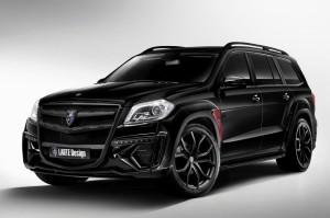 Тюнинг Mercedes-Bens GL от ателье Larte Design
