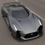Nissan Vision Gran Turismo 2020 Concept