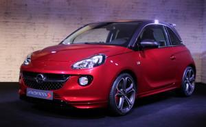 Ситикар Opel Adam станет основой для целой линейки моделей