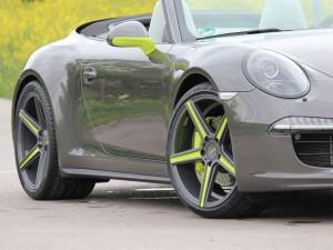 Тюнинг Porsche 911 Carrera SP91-R 430 от ателье SpeedART