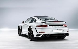 Тюнинг Porsche 911 – пакет Stinger GTR от TopCar