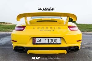 Тюнинг Porsche 911 Turbo S от ByDesign Motorsport