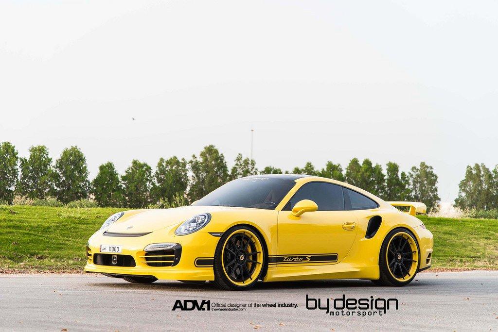 диски porsche 911 turbo 2014
