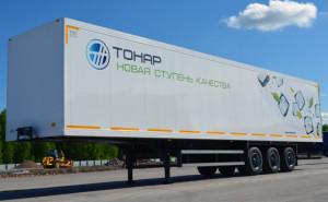 «Тонар» снизил стоимость своих изотермических фургонов