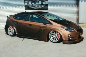 Тюнинг Toyota Prius от Kuhl