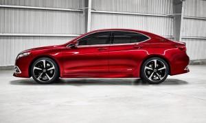 Седан Acura TLX обзавелся ценником