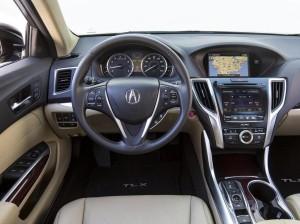 На Московском автосалоне дебютирует Acura TLX