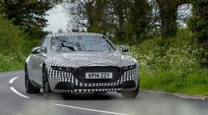 Новый Aston Martin Lagonda предназначен для Ближнего Востока