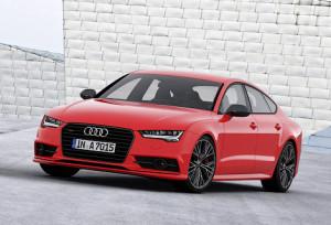 В честь 25-летия турбродизелей Audi выпускает спецверсию A7