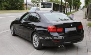 Рестайлинговый BMW 3-Series «засветился» на испытаниях