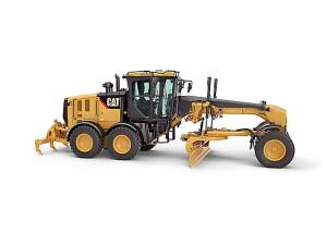 Caterpillar подготовил полноприводные автогрейдеры для российского рынка