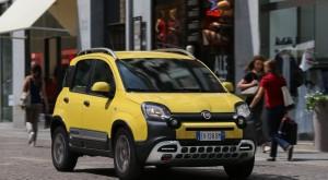 Внедорожный Fiat Panda 4x4 Cross появится на рынке в сентябре
