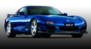 Новая Mazda RX-7 получит турбированный роторный мотор мощностью 455 л.с.