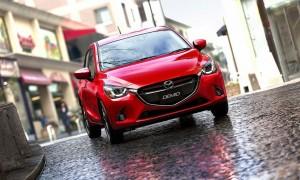 Официально представлена Mazda2