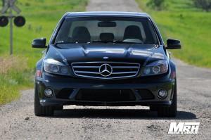 Mercedes-Benz C63 AMG в доработке Mode Carbon