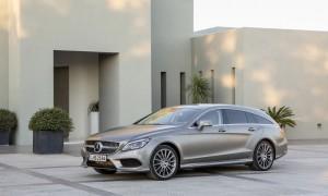 Названа стоимость обновленного Mercedes-Benz CLS для российского рынка