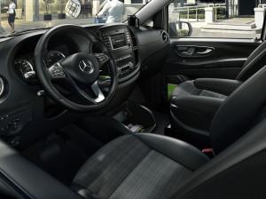Представлено новое поколение Mercedes-Benz Vito