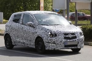Линейка Opel пополнится бюджетной моделью