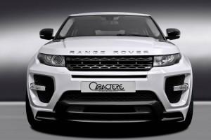 Тюнинг Range Rover Evoque от Caractere Exclusive
