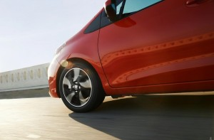В США дебютировала обновленная Toyota Yaris