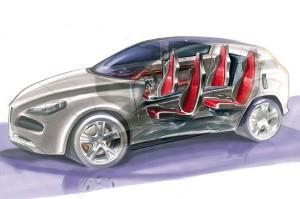 Alfa Romeo будет оснащать свой кроссовер мотором мощностью 500 л.с.