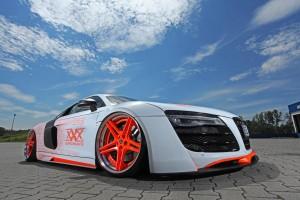 Тюнинг Audi R8 от xXx Performance