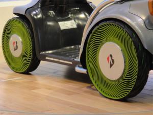 Инновации для каждого на Московском автосалоне от Bridgestone