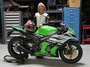 Kawasaki Ninja будет претендовать на звание самого быстрого мотоцикла