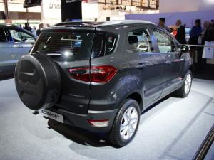 Ford EcoSport обойдется россиянам от 699 тыс. рублей