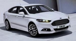 Ford Mondeo для Европы будут собирать в Испании