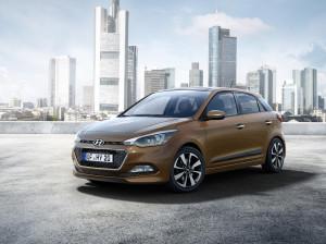 Hyundai показывает новый i20