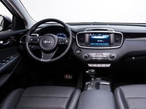 Новое поколение Kia Sorento дебютировало в Южной Корее