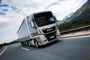 Шины Goodyear KMAX и FUELMAX выбор немецкого производителя грузовиков MAN