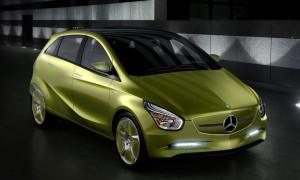 У BMW i3 может появится конкурент от Mercedes-Benz